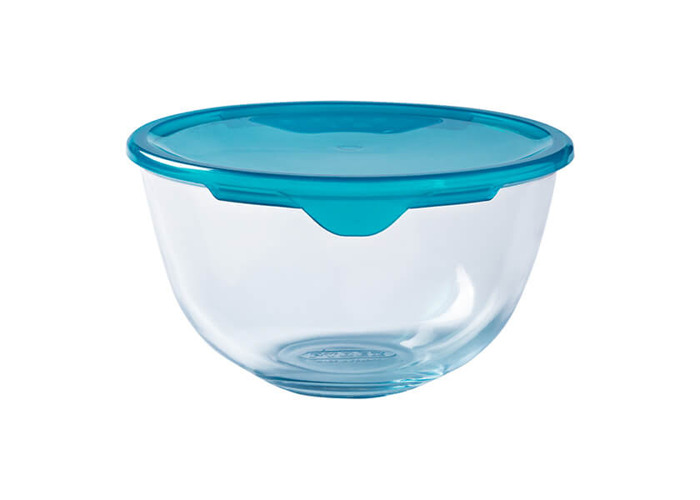 Pyrex Cook & Store 1.0L Bowl With Lid - 1