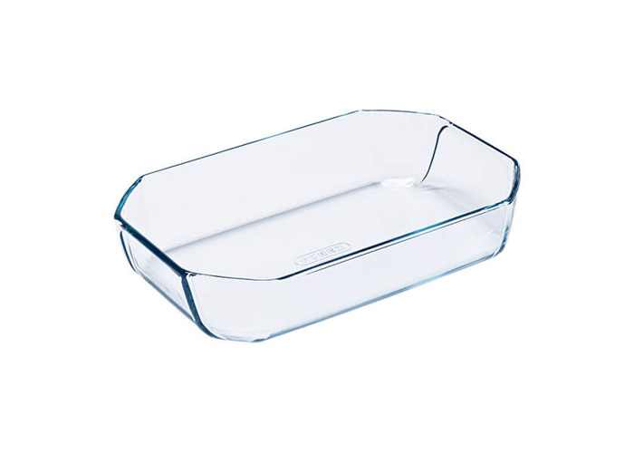 Pyrex Inspiration 30 x 20cm Rectangular Roaster - 1