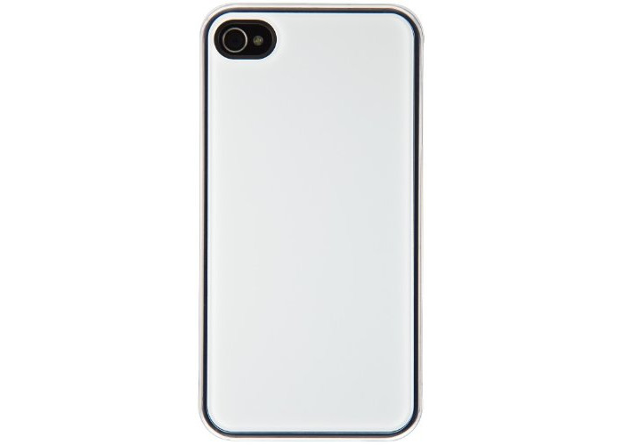 QDOS Rigid Case for iPhone 5 - White - 1