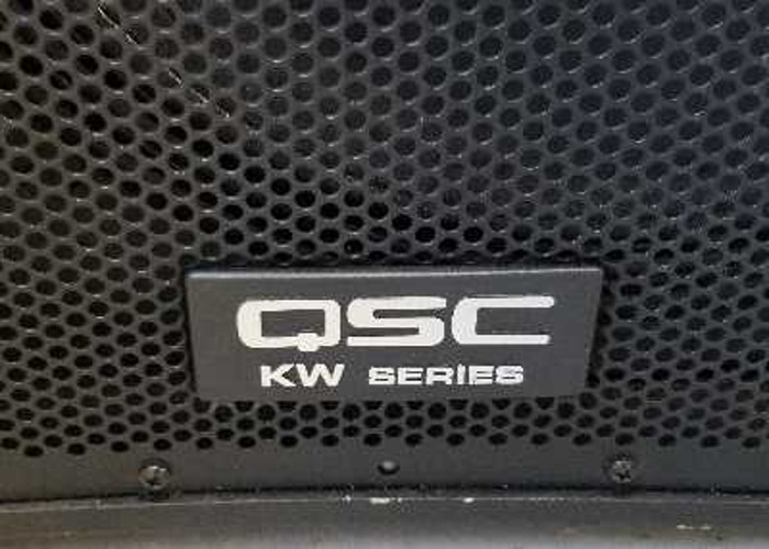 QSC KW181 Subwoofer (Free Delivery) - 2