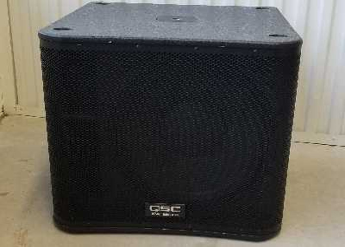 QSC KW181 Subwoofer (Free Delivery) - 1