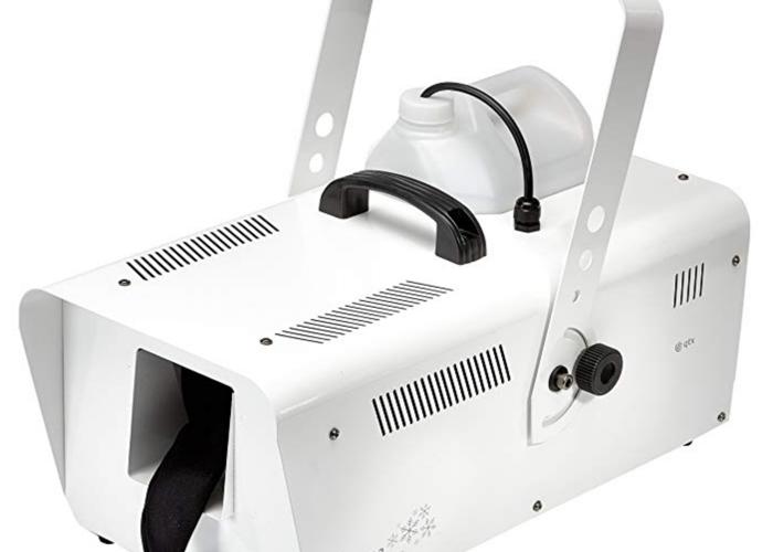 QTX SW-2 Snow Machine Generator, 1200W - 1