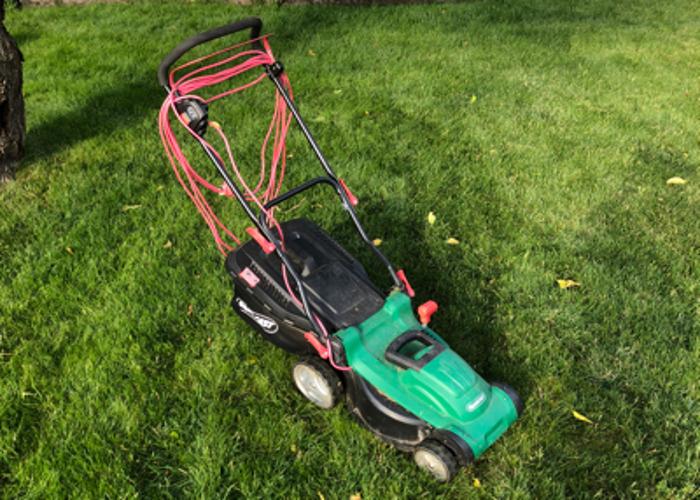 Qualcast Lawnmower - 1