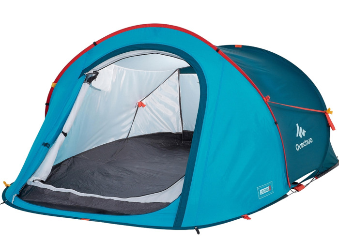 Quechua 2 second pop up tent  - 1