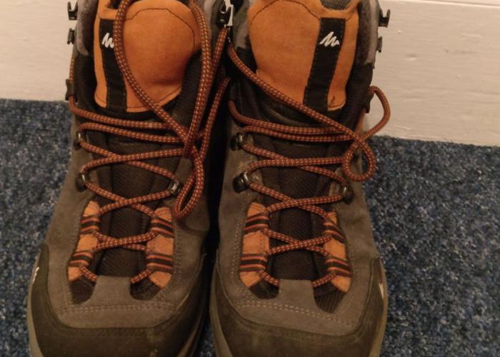 Quechua Hiking Boots - 2