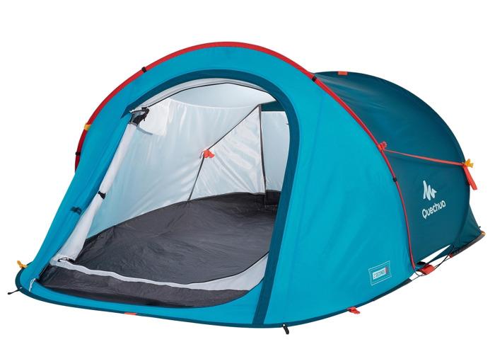 Quechua pop up tent - 1