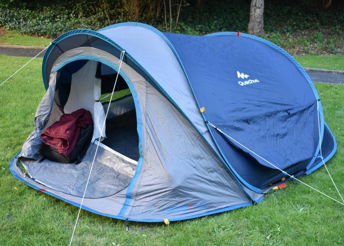 finest selection 73646 61c7c Rent Quechua 3 Man Tent in London