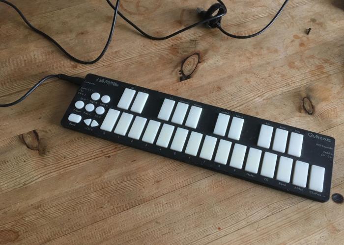 QuNexus midi keyboard - 1