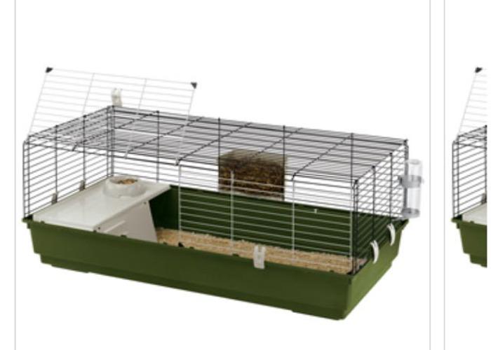 Rabbit/guinea pig cage - 2