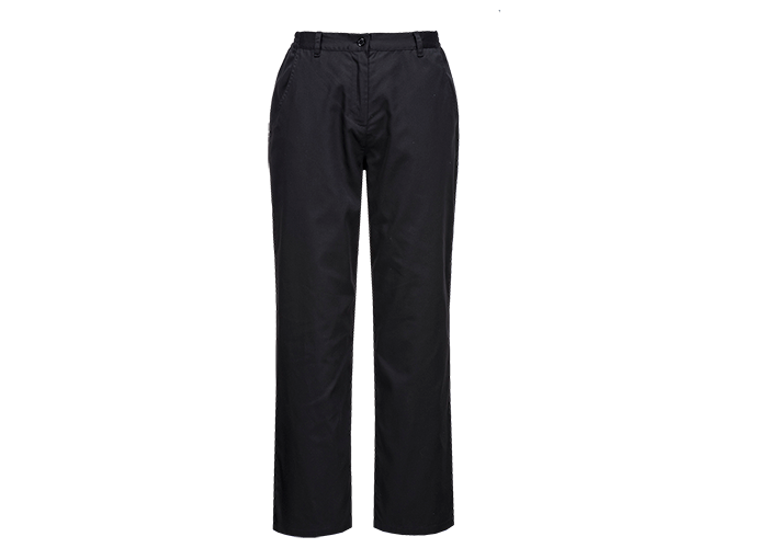 Rachel Chef Trousers  Black  Large  R - 1
