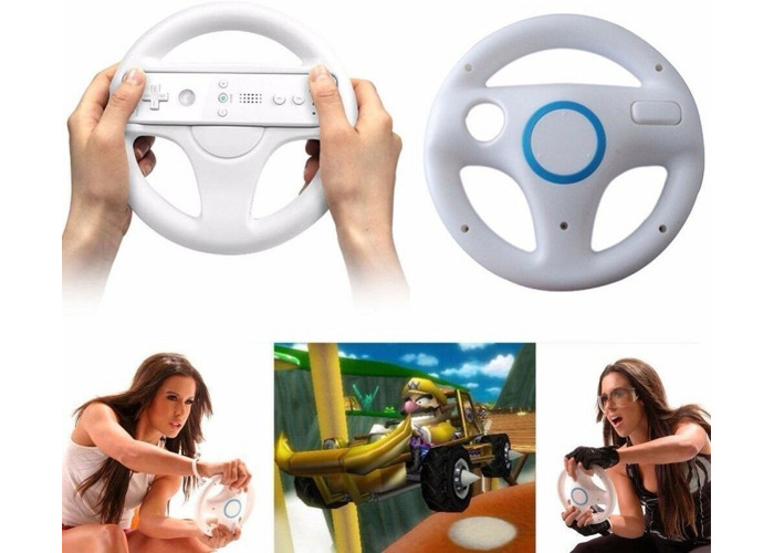 Buy Racing Games Mario Kart Steering Wheel for Nintendo Wii
