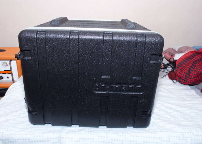 Rack Unit Flight Case 8U - 2