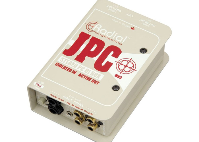 Radial JPC DI Box - 1