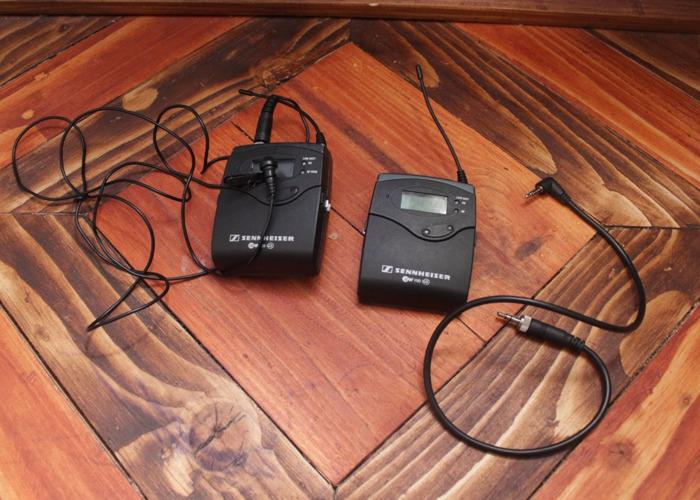 Radio Mic - Sennheiser Microphones & Wireless System - 1