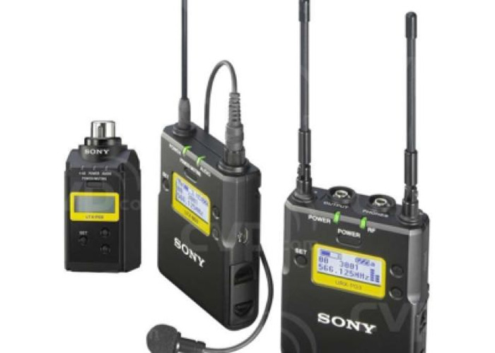 Radio Mic Kit Sony UWP-D16 - 1