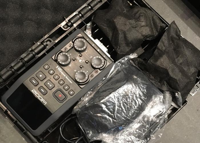 Radio MIC set LAVALIER + ZOOM H6 RECORDER - 2
