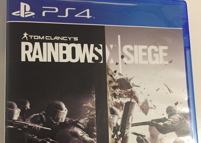 Rainbow Six Siege  - 1