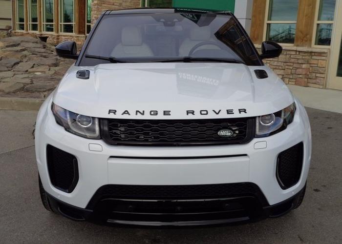 range rover - 1