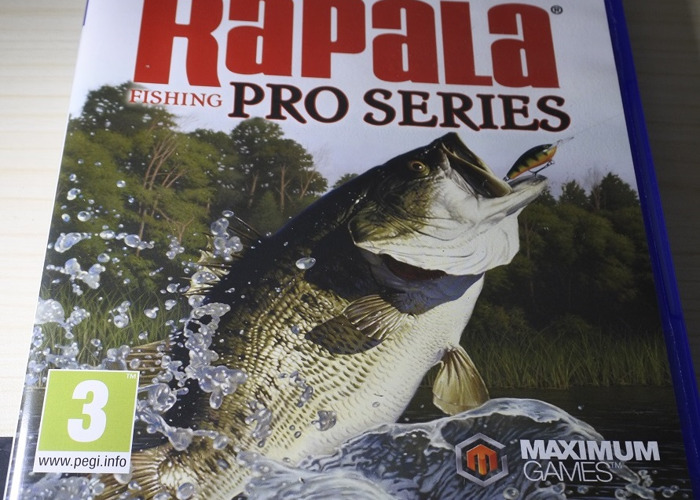Rapala Fishing Pro Series (PS4)  - 1