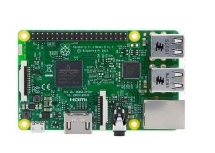 Raspberry Pi 3 - 1