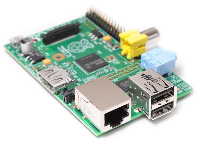 Raspberry Pi mini PC - 1