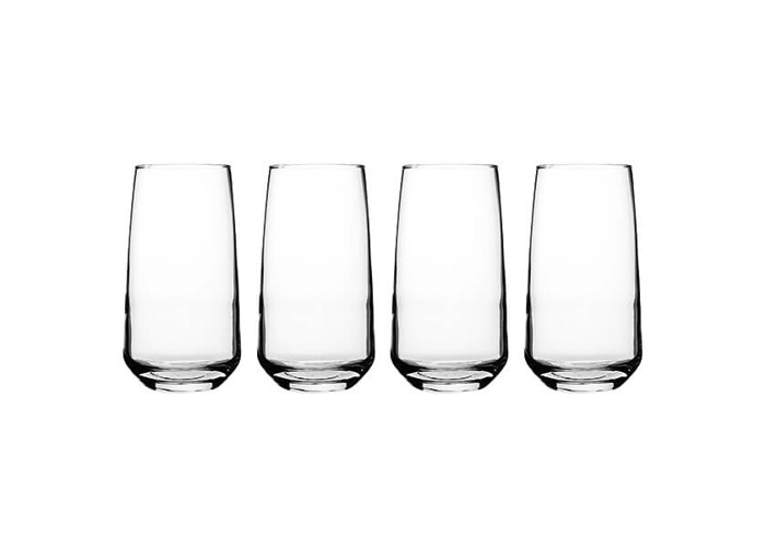 Ravenhead Majestic 380ml Set Of 4 Hiballs Glasses - 1