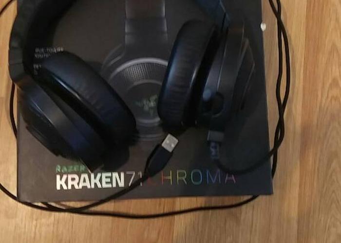 Razer Kraken 7.1 Chroma  - 1