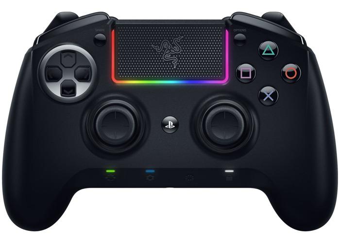 Razer Raiju Ultimate Wireless PS4 Controller - Black - 1