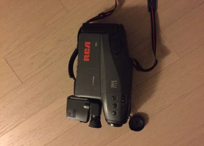 RCA VHS camera  - 1