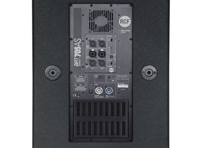 RCF ART 705-AS Active Subwoofer - 2