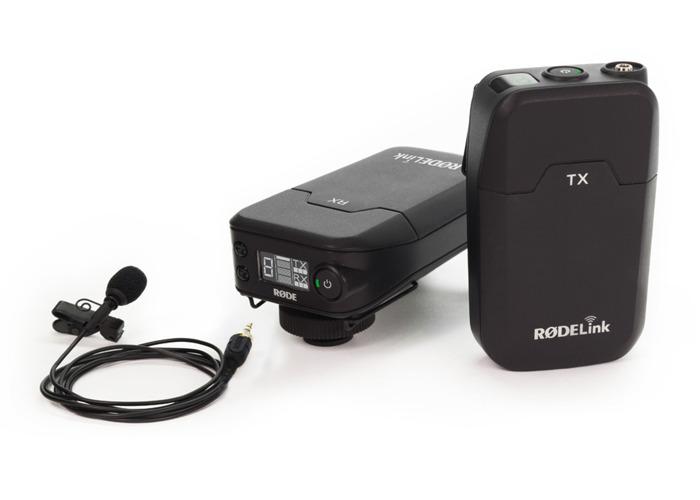 RØDE Link Filmmaker Kit + XLR Adapter  - 1