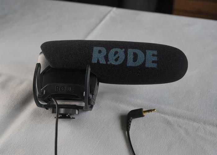 RØDE Microphones VideoMic Pro - 1