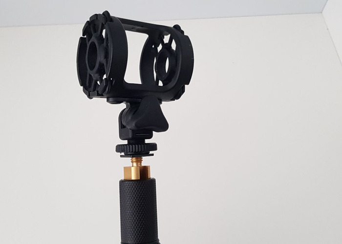 RØDE Mini BoomPole 2m  + Shock mount - 2