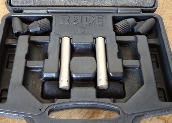 Røde NT5 Condenser Microphones (1 of 2) - 1