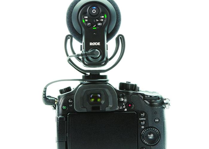 RØDE VideoMic Pro+ Microphone - Black - 2
