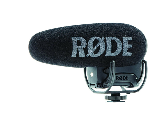 RØDE VideoMic Pro+ Microphone - Black - 1