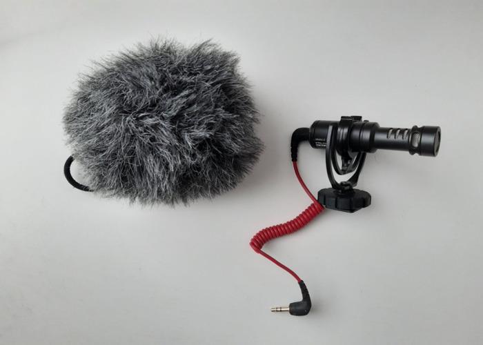 RØDE VideoMicro Microphone - 1