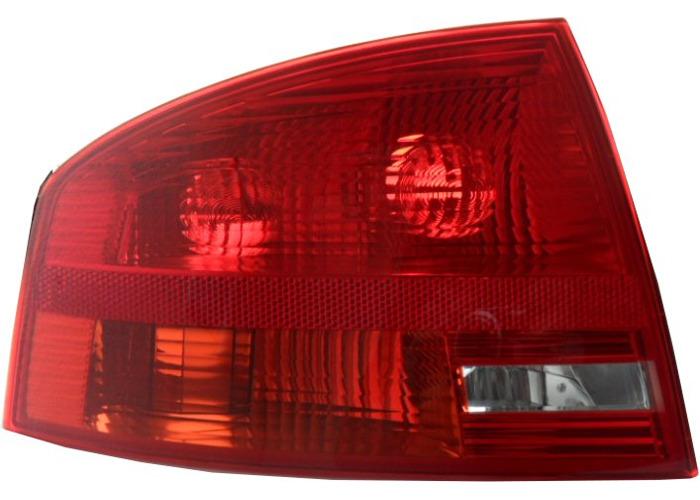 Rear Light Lamp Outer For Audi A4 B7 Saloon 11/04-08 Left Side Original - 1
