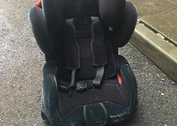 Recaro Child Car Seat 19259487jpeg