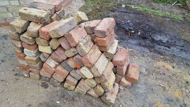 Reclaimed London Stock Bricks - 2