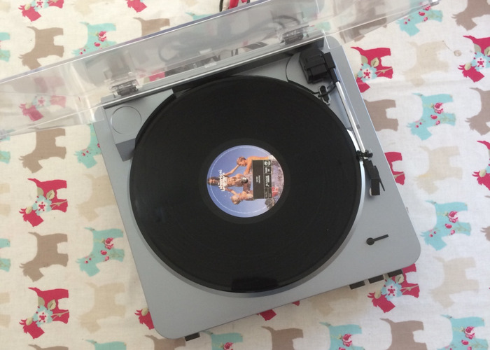 Record player/vinyl to digital conversion - 1