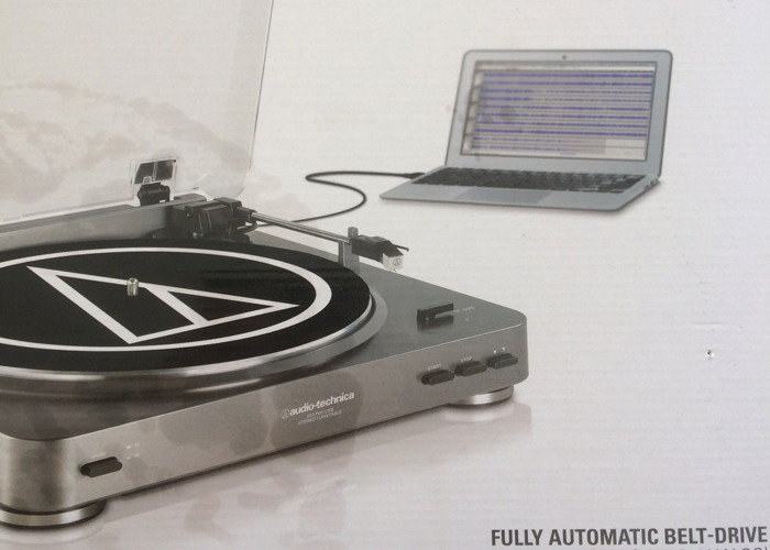 Record player/vinyl to digital conversion - 2
