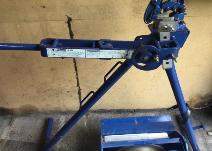 Rent Record ul223 pipe bender in Manchester