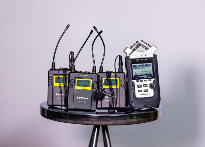 Recording Kit (Zoom+Saramonic) - 1