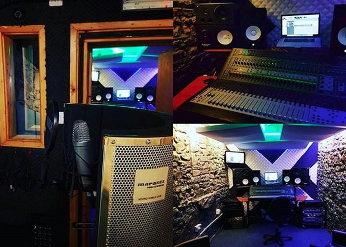 Recording Studio + Live Room - 1