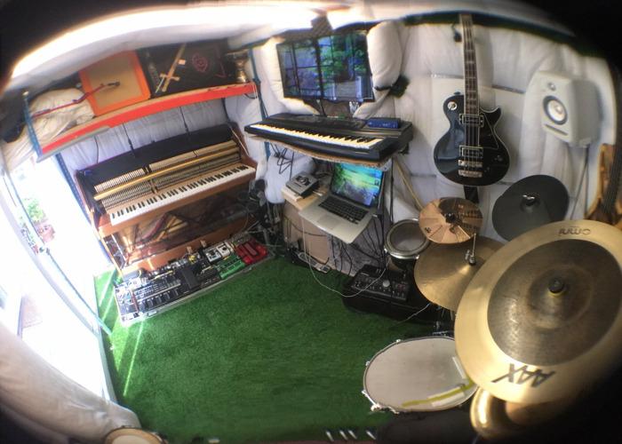 Recording studio - 1