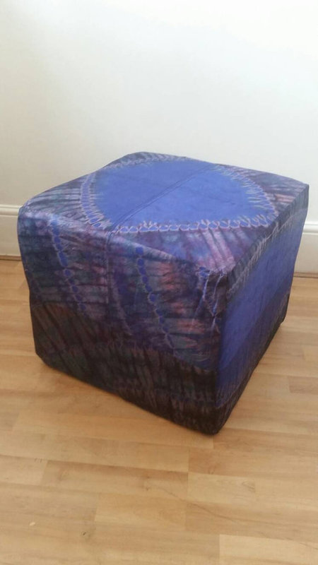 Awe Inspiring Rent Recycled Upcycled Pouf Ottoman Seat In London Uwap Interior Chair Design Uwaporg