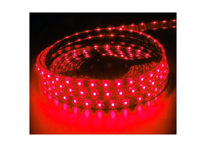 Red 12V 3M 180 Smd LED Strip Light Lamp Flexible Replacement Spare Part - 1