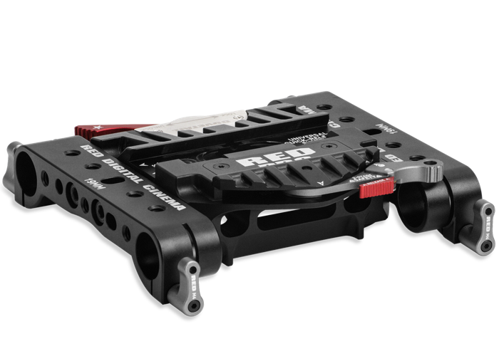 Red Baseplate Quick Release System - 1