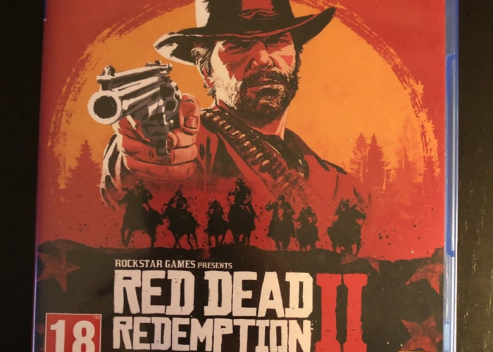 Red Dead Redemption 2 - 1
